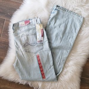 B2G1 NWT VTG Mossimo Stonewashed Boot Cut Jeans